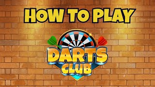 Club Darts Tutorial by BoomBit Games   iOS App (iPhone, iPad)   Android Video