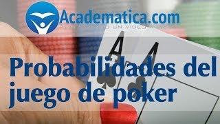Probabilidades Del Juego De Poker