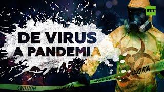 ¿cómo se expande una infección viral?