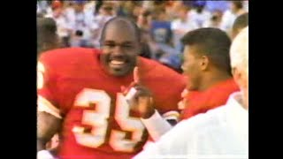 "Christian Okoye, ""The Nigerian Nightmare"""