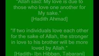 Gambar cover Who does Allah love? (From Qur'an & Ahadith)
