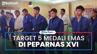 Tim Judo Tunanetra Papua Target 5 Medali Emas di Peparnas XVI