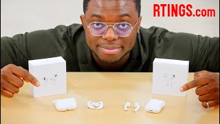 Video: Apple AirPods Pro vs AirPods 2019 Headphones Review
