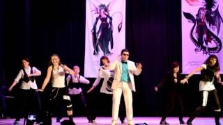Elvis - Gangnam Style (cover)