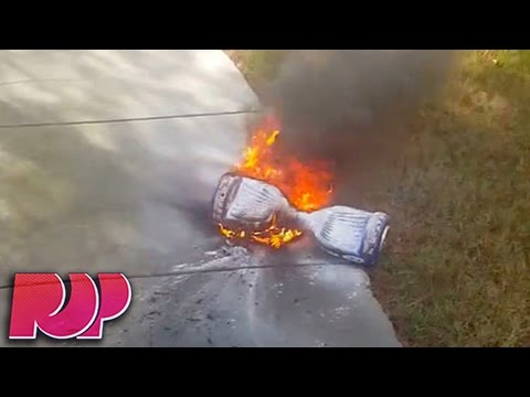 This Is How Hoverboards Explode