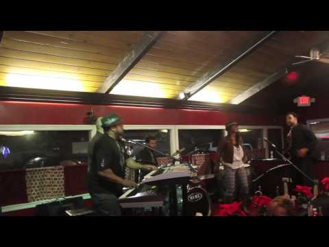 Ajuana Black Jams W: Ron Scott's Band