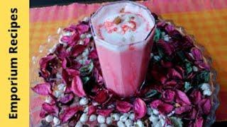 Jam e Shireen Milkshake Recipe | Healthy Drink | Summer Special | Emporium Recipes