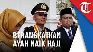 Sabet Adhi Makayasa Akpol 2019, Ipda Idris Bakal Berangkatkan Ayahanda Naik Haji