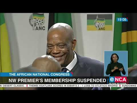 NW Premier's membership temporarily suspended