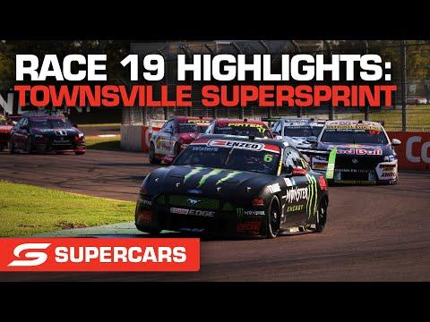 SUPERCARS 2021 Townsville SuperSprint 決勝レース19のハイライト動画