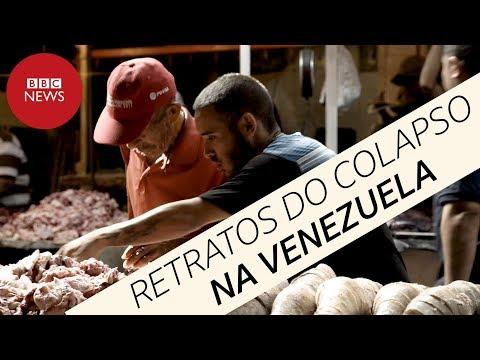 Na Venezuela, venda de carne podre e cadáveres que explodem por falta de eletricidade em necrotérios