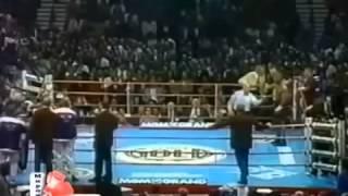 Самый скандальный бой! Майк Тайсон ОТКУСИЛ ухо сопернику!!!