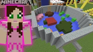 Minecraft: GIANT POT OF STEW GAME - GALAXY WORLD PARK - Custom Map [5]