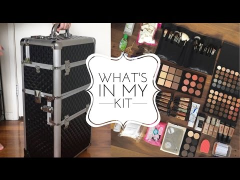 What's in my Freelance MUA Starter Kit? | Becoming a Makeup Artist