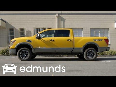 2016 Nissan Titan XD: Styling Benefits | Edmunds Road Trip