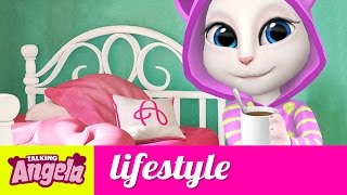 Ive been feeling a bit sick lately But luckily Talking Angela always
