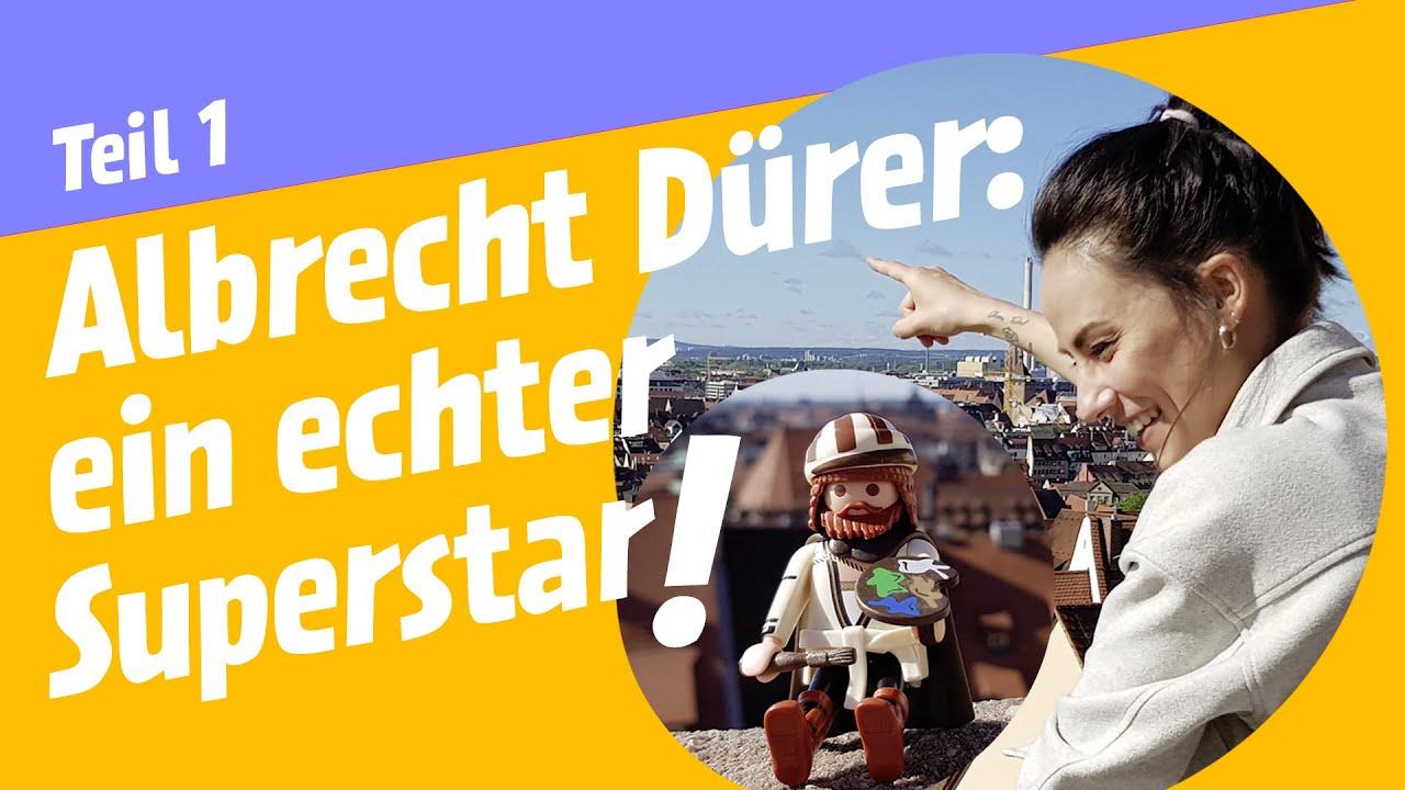Albrecht Dürer - ein echter Superstar_550_Teil 1