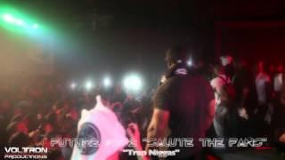 "Future Perform ""Trap Niggas"" live at Masquerade #Dirtysprite2 ""Salute The Fans"""