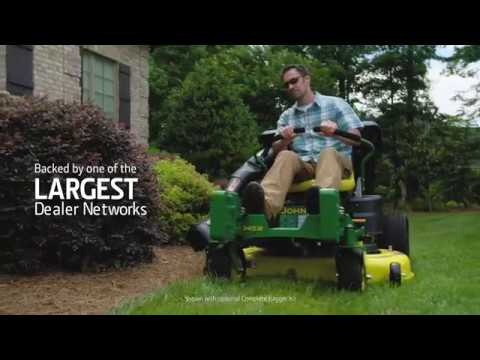 2019 John Deere Z345R Residential ZTrak Mower with 42 in. Deck in Sparks, Nevada - Video 1