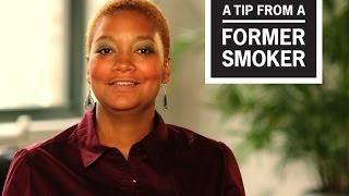 CDC: Tips From Former Smokers - Tiffany R.: How I Quit Smoking