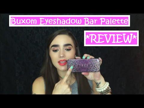 Eyeshadow Bar Single by Buxom #8