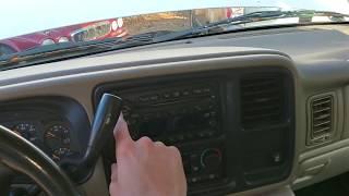 2006 GMC Yukon Radio Fuses