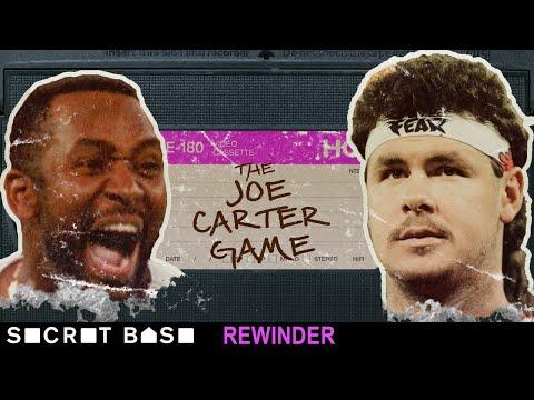 This legendary World Series walkoff home run demands a deep rewind | 1993 Blue Jays vs. Phillies