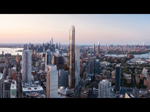 New York City's Tallest Skyscraper to Appear in Brooklyn?