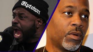 Funk Flex CLOWNS Dame Dash By Using Jay-z & Aaliyah Secret Relationship