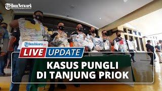 Tindak Lanjuti Keluhan Sopir Truk ke Presiden Jokowi, Polisi Tangkap 49 Pungli di Tanjung Priok