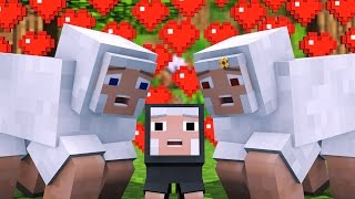 Sheep Life   Minecraft Animation