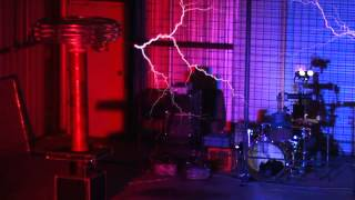 ArcAttack! - Singing Tesla Coils - Final Countdown