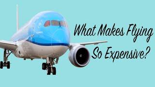 למה לטוס זה כ''כ יקר?