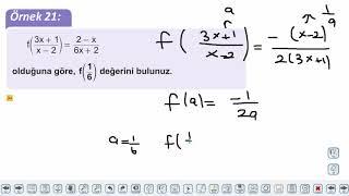 Eğitim Vadisi 10.Sınıf Matematik 6.Föy Fonksiyonlar 2 Konu Anlatım Videoları