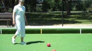 Lawn Bowling Hand Signals