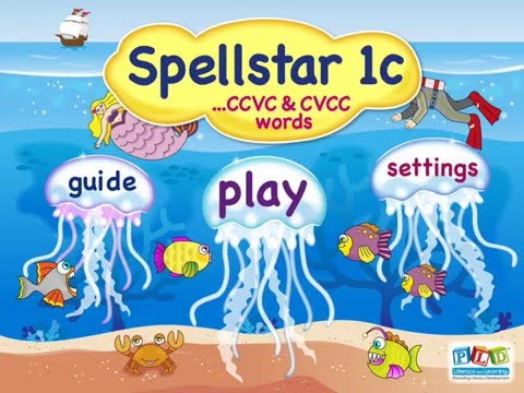 Spell star 1c - ccvc and cvcc words