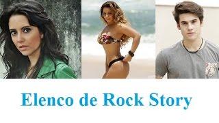 """Elenco da novela das 7h """"Rock Story"""" , veja quem são os atores que farão a novela"""
