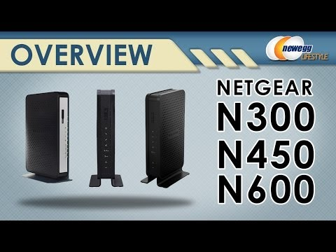 Netgear Family of Routers Overview - Newegg Lifestyle