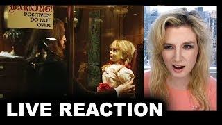 Annabelle Comes Home Trailer 2 REACTION
