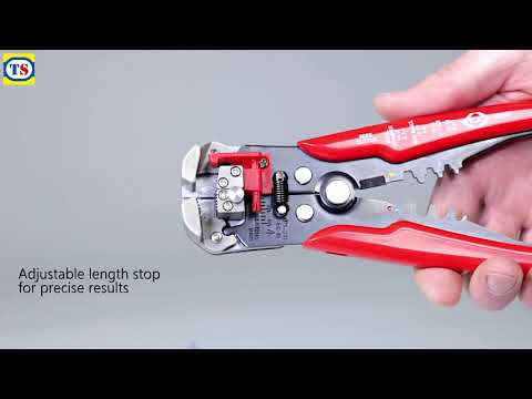 C.K Automatic Wire Stripper