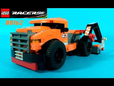 Vidéo LEGO Racers 8162 : Race Rig