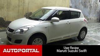 Maruti Suzuki Swift User Review- 'brand value' - Autoportal