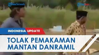 Viral Warga Tolak Pemakaman Jenazah Purn TNI di Gunung Kidul, Tak Terima karena Positif Covid-19