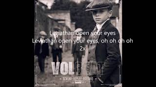 Volbeat Leviathan (lyrics)