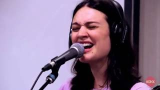 """The Staves """"Make It Holy"""" Live at KDHX 06/25/16"""