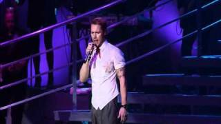 Boyzone - Let Your Walls Fall Down  (live) -  Brighton Centre 6/3/11