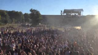 On The Stage with Citizens - I'm in love with your girlfriend - live @ Pont du Gard France
