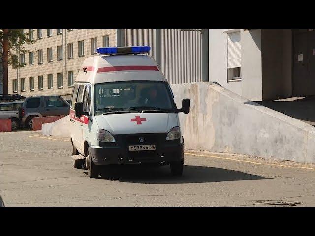 Ангарский лихач заплатит за ремонт скорой