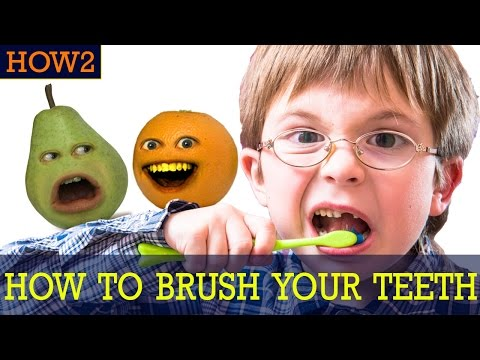 HOW2: How to Brush Your Teeth!