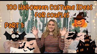 100 Couple Halloween Costume Ideas! Part 1